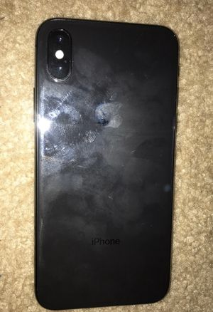 iPhone X factory reset for Sale in North County, MO
