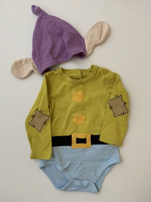 Snow White dopey baby costume 12-18month for Sale in Orlando, FL
