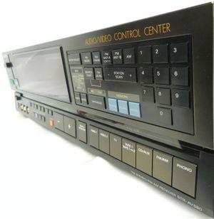Vintage Receiver Sony STR-AV880 (Japan) Serviced 110 Watts/Ch for Sale in Houston, TX