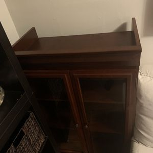 Display Case Cherry Wood for Sale in Miami, FL