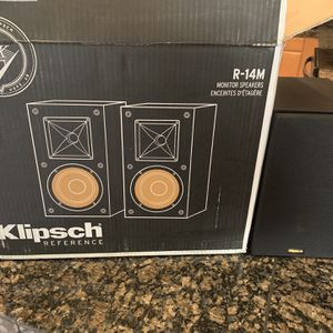 Klipsch R-14M Speaker for Sale in Surprise, AZ