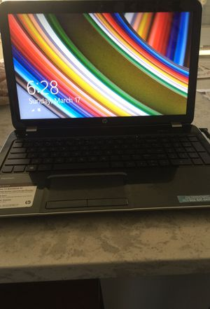 HP pavilion 15 notebook PC for Sale in Bonney Lake, WA