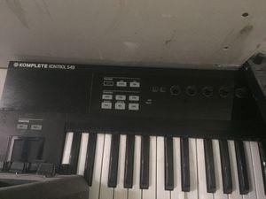 Komplete Kontrol S49. for Sale in Aliso Viejo, CA