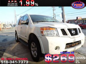 2008 Nissan Armada for Sale in Inwood, NY
