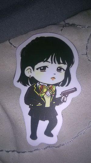BTS suga anime sticker for Sale in Piedmont, SC