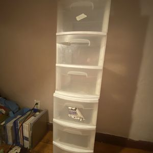 Plastic Drawers for Sale in Alameda, CA