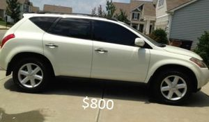Nothing/Wrong. 2O03 Nissan Murano AWDWheels for Sale in Orlando, FL