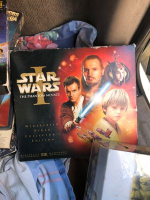 Collectors edition vcr tapes of entire star track for Sale in San Leandro, CA
