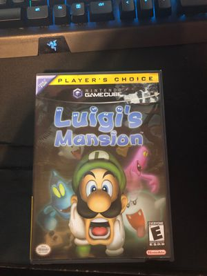 Luigi's Mansion GameCube for Sale in Pittsburgh, PA