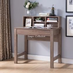 New Desk with Hutch, Hazelnut, SKU# ID172256TC for Sale in Norwalk,  CA