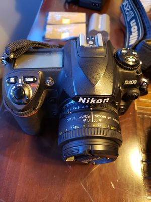 Nikon D200 for Sale in Clearfield, UT