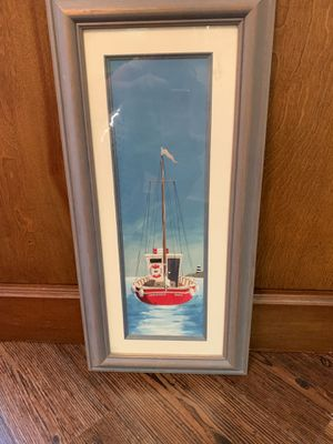 Sailboat picture for Sale in Hendersonville, TN