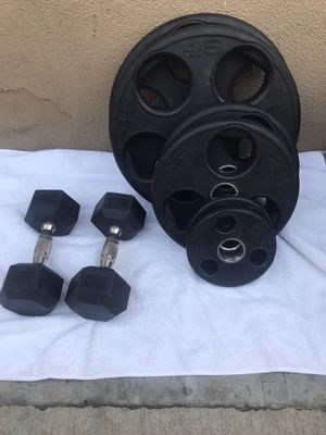 Weights for Sale in El Monte, CA