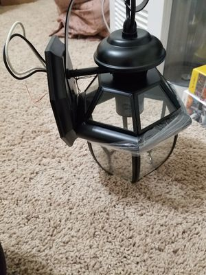 Outdoor lantern for Sale in Manassas, VA