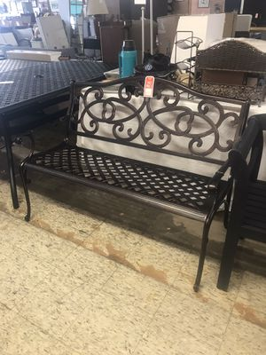 Metal bench for Sale in Oklahoma City, OK