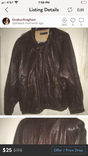 Nautica jacket size large for Sale in Alexandria, VA