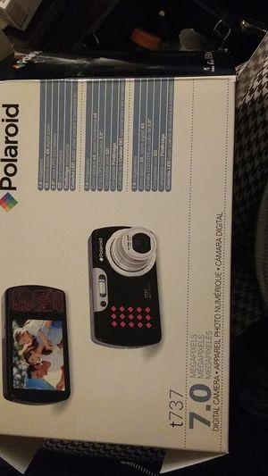 Polaroid Digital Camera ,t737, 7.0 megapixels for Sale in Euless, TX
