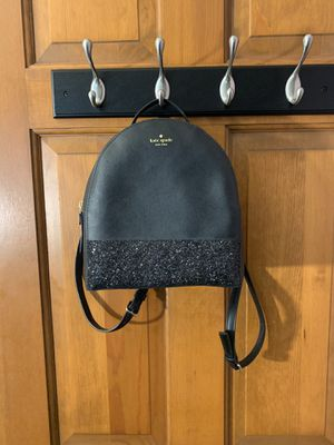 Kate Spade Mini Glitter Backpack for Sale in Silver Spring, MD