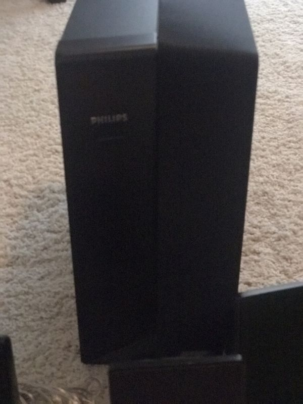 Phillips DVD Home Theater System