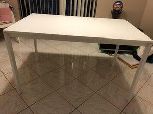 Wide table can be used as a desk or kitchen. for Sale in Miramar, FL