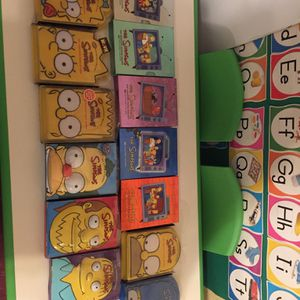 The Simpsons DVD Collection for Sale in Inglewood, CA