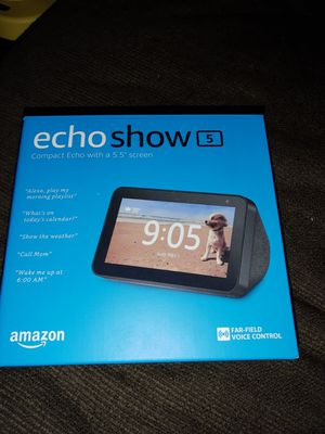 Amazon echo show for Sale in Irwindale, CA