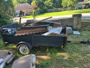Nice utility trailer for Sale in Houston, TX
