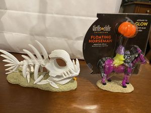 Fish Tank Halloween Decor for Sale in Portsmouth, VA