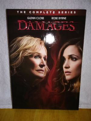 Damages on DVD. The complete Series for Sale in Canyon Lake, CA