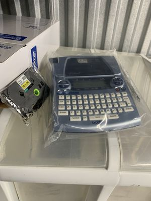 Brother Label Maker for Sale in Gibsonton, FL