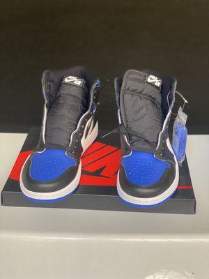 Jordan 1 blue toe for Sale in Los Angeles, CA