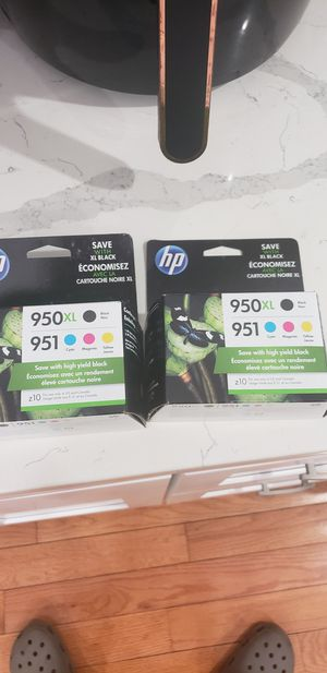 Hp ink 960 an 951 xL for Sale in Meriden, CT