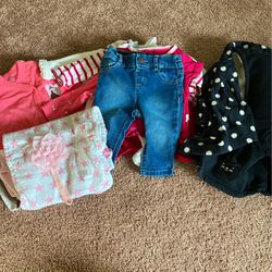 Baby Girl 0-3 Months Clothes for Sale in Battle Ground,  WA