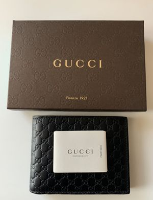 Authentic Gucci Wallet for Sale in Whittier, CA