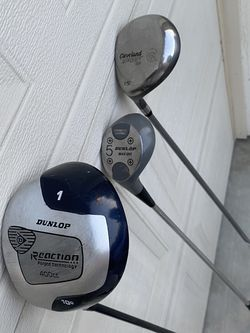 Dunlop Golf Clubs $150 for Sale in Fontana,  CA