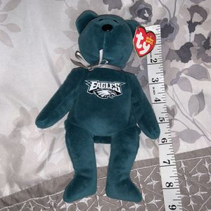 TY Beanie Babies Philadelphia Eagles for Sale in San Marcos, CA