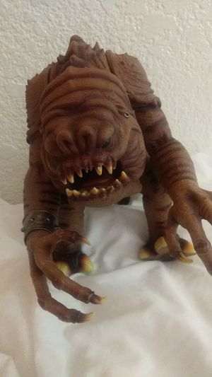 Star wars return of the Jedi Jabba the huts Rancor for Sale in Rowland Heights, CA