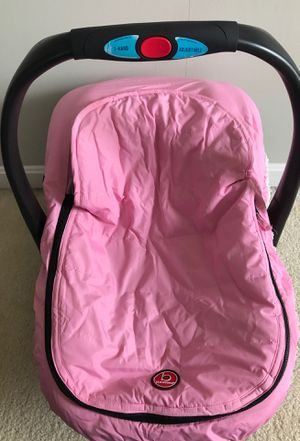 New Car seat Canopy for new born baby ... for Sale in Huber Heights, OH