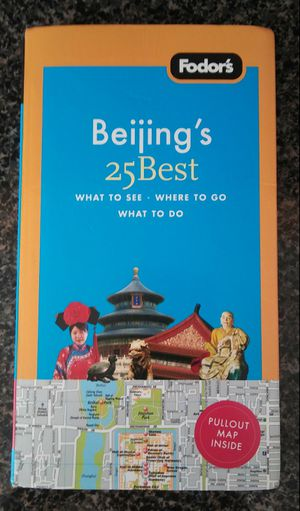 Beijing's Travel Guide for Sale in Miami Beach, FL