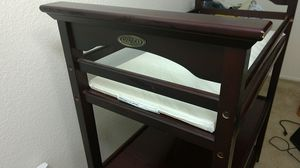 Graco changing table for Sale in San Mateo, CA