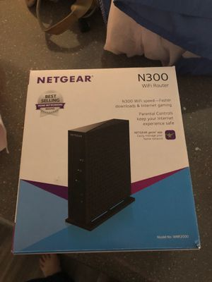 Brand new router net gear for Sale in Goodyear, AZ