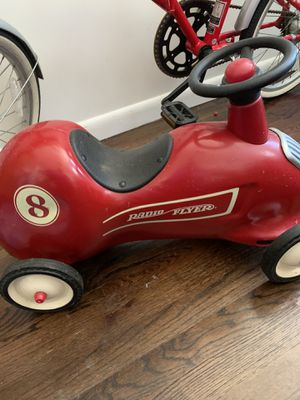 Vintage radio flyer toy car for Sale in The Bronx, NY