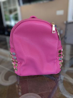 Pink Backpack/ Purse for Sale in Glendora, CA