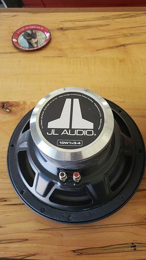 JL Audio speakers for Sale in San Antonio, TX