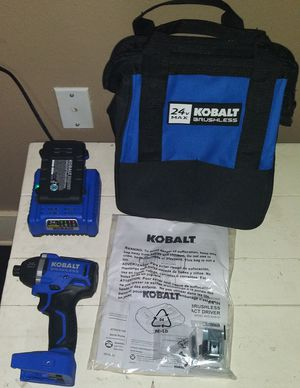New Kobalt Drill for Sale in Waxahachie, TX