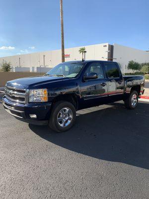 2010 CHEVY SILVERADO LTZ ( 64K MILES ) for Sale in Mesa, AZ