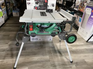 Hitachi table saw for Sale in Atwater, CA