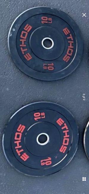 New ETHOS 205 WEIGHT SET for Sale in Stone Ridge, VA