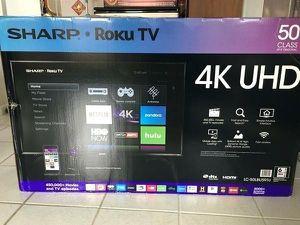 Sharp Smart TV 50INCH for Sale in Oakland Park, FL