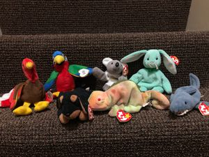Beanie babies-Rare for Sale in Merrionette Park, IL